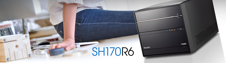 shuttle SH170R6